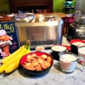 Things to do with kids: WeeWork Kids Recipes: Ample Hills Bananamon Ice Cream