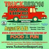 Truckerton Food Truck & Brew Fest