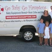 Things to do with kids: Baby Gear Rental Places for LI Families in the Hamptons & North Fork