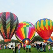 Things to do with kids: Weekend Fun for CT Kids: Fairs, Fairies, Mazes, and Hot Air Balloons August 29-30