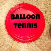 Things to do with kids: WeeWork Activities: Indoor Balloon Tennis