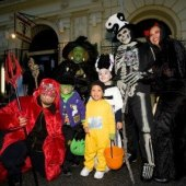 Things to do with kids: Best Free Halloween Events for Kids in New York City