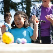 Things to do with kids: Easter Egg Hunts for Kids Around Boston