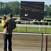 Things to do with kids: Belmont Park Family Day Trip: Horse Racing & Carnival-Style Fun for NYC Kids