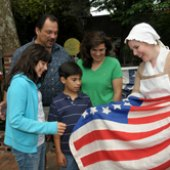 Things to do with kids: Weekend Fun for Philly Kids: Flag Day and Nature Activities, June 13-14