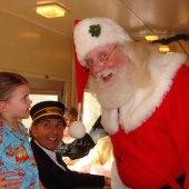 The Polar Express Train Ride - Blackstone Valley