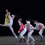 "Things to do with kids: Boston Ballet Ends the Season on a High Note with ""Thrill of Contact"""