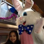 Things to do with kids: Easter Bunny Train Ride on the Delaware River Railroad Excursions