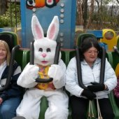 Brunch with the Easter Bunny