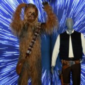Things to do with kids: New Star Wars Exhibit Gets Kids Up Close to Jedi and Droids