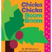 Reading & Beading: Chicka Chicka Boom Boom
