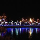 Things to do with kids: Where to See Holiday Lights In and Around Boston