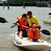 Things to do with kids: Weekend Fun for NYC Kids: City of Water Day, Come Out & Play July 18-19
