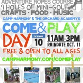Come & Play Day