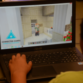 Things to do with kids: Connected Camps: Kids Learn To Code at Summer of Minecraft Camp