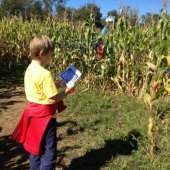 Things to do with kids: 19 Corn Mazes for Kids Near NYC