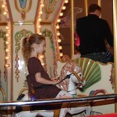 Things to do with kids: A Visit to the New England Carousel Museum