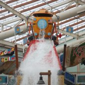 Things to do with kids: New Poconos Indoor Water Park Aquatopia Opens at Camelback Mountain Resort