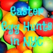 Things to do with kids: Easter Egg Hunts for Kids in New York City 2015