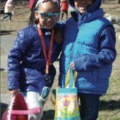 Things to do with kids: Easter Weekend with CT Kids: Egg Hunts, Bunny Trains & Zip Lines: April 4-5