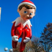 Things to do with kids: Insider's Guide to the Macy's Thanksgiving Day Parade Balloon Inflation