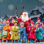 Things to do with kids: Best Holiday Shows for NYC Kids