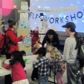 Elf Workshop at Stepping Stones Museum for Children