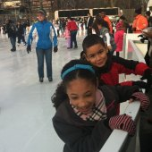 Things to do with kids: New Bronx Ice Rink: Our Trip to the Van Cortlandt Park Ice Skating Rink