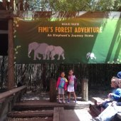 Things to do with kids: Fimi's Forest Adventure: A New Musical Show at the Bronx Zoo