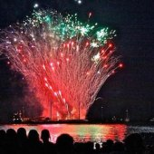 Things to do with kids: 4th of July Fireworks in Connecticut