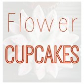 Things to do with kids: WeeWork Kids Recipes: Easy Flower Cupcakes