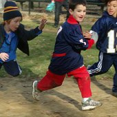 Things to do with kids: Football for NYC Kids: Flag Football & Touch Football Leagues & Lessons for Future Super Bowl Champions