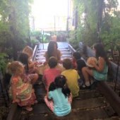 Things to do with kids: Potions & Planting Party at Gallow Green: A Magical Experience for Kids & Their Grown-ups