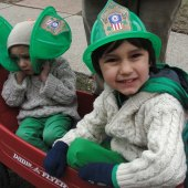 Things to do with kids: St. Patrick's Day for Long Island Kids and Families