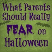 What Should Parents Really Be Scared of on Halloween? [Infographic]