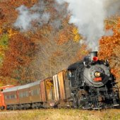 Things to do with kids: Halloween Trains in New Jersey