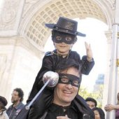 Things to do with kids: Free Halloween Parades for New York City Kids