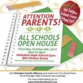 HFA All Schools Open House Event