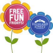 Things to do with kids: Highland Street Foundation's Free Fun Fridays: Top 5 Picks for Boston Families