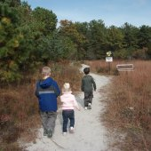 Things to do with kids: Kid-Friendly Nature Walks in the Hamptons & North Fork