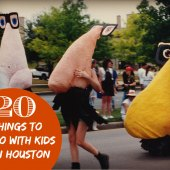 Things to do with kids: Houston, Texas with Kids: 20 Best Things to Do on a Family Vacation