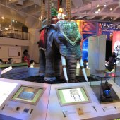 Things to do with kids: Explore 1001 Inventions at the New York Hall of Science and Bring the Dark Ages to LIght