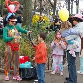 Things to do with kids: Fun Festivals and Weekend Events for Kids and Families in New York City:  April 24 - 25, 2010