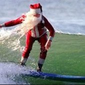 Things to do with kids: 9 Funky Ways To Take Pictures with Santa Claus - LA Style