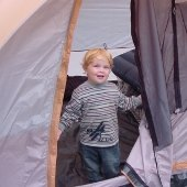 Things to do with kids: Down Time: Have a Living Room Camp Out
