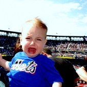 Things to do with kids: Going to a Mets Game with Kids, A Cautionary Tale