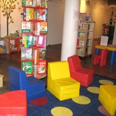 Things to do with kids: Hidden New York:  Fun for Kids in Chelsea Market