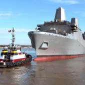 Things to do with kids: Historic Opportunity to Visit Aboard The USS New York