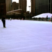 Things to do with kids: New Skating Rink in Battery Park City: We're giving away lessons and party packages