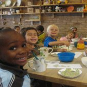 Things to do with kids: NYC Kids Crafts: 5 Paint Your Own Pottery Studios